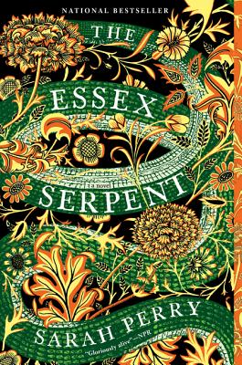 Essex Serpent - Reprint by Sarah Perry (Paperback)